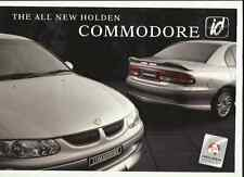 HOLDEN COMMODORE iD  AUSTRALIAN SALES 'BROCHURE' SHEET @2000
