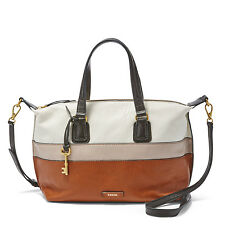 Fossil Women's JULIA SATCHEL  Leather Bag SHB1389016