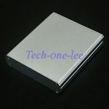 Aluminium DIY Project case Waterproof Junction Box Split Electrical Enclosure