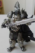 "World of Warcraft The Lich King Arthas 7"" Action Figure NIP"