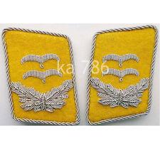 WW2 Kragenspiegel Deutsche Bundeswehr Weltkrieg Luftwaffe Flieger Oberleutnant
