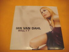 Cardsleeve Single CD IAN VAN DAHL Will I ? 2TR 2001 eurodance