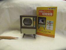 R001 HITACHI Electric TV Solid Old Appliances Vintage Miniature Rement #1 2016