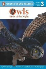 Owls: Birds of the Night (Penguin Young Readers, L3)