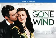 GONE WITH THE WIND :75th Anniversary Box Set  -   Blu Ray - Sealed Region free