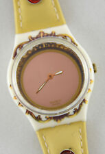 """SWATCH GW125 Mirror On The Wrist 1999 Fall Winter Collection Unisex UNIQUE""""RARE"""""""