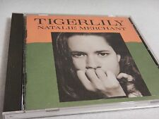 Tigerlily by Natalie Merchant (CD, Jun-1995, Elektra (Label)) Complete CD