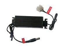 CCTV AC to DC Power Converter Cord, input 24VAC, output 12VDC 1500mA