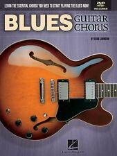 Blues Guitar Chords - Book/DVD-ExLibrary