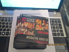 1D ONE DIRECTION - MAIL ON SUNDAY PROMO VIDEO CD - BRAND NEW