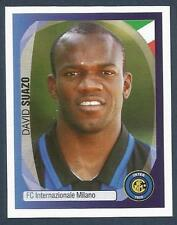 PANINI UEFA CHAMPIONS LEAGUE 2007-08- #176-INTER-DAVID SUAZO