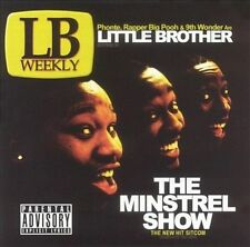 Little Brother : The Minstrel Show CD (2005)