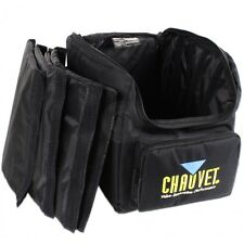 Chauvet CHS-25 Padded Carry Case Gear Bag For PAR 64 LED Slim Can