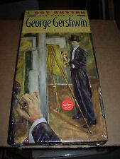 GEORGE GERSHWIN i got rhythm  - 4 cassettes - box set - SEALED NEW -
