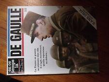 $$ Revue en ce temps la De Gaulle N°52 Liberation  Petit-Clamart