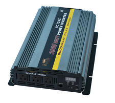 3000 Watt 12 Volt DC to 120 Volt AC Power Inverter (Royal Power)