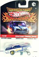 "2008 HOT WHEELS DRAG STRIP DEMONS ROLAND LEONG'S ""HAWAIIAN"" CHARGER"