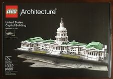 !!!NEW!!! Lego Architecture United States Capitol Building-21030-Free Shipping!
