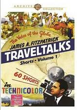 FitzPatrick Traveltalks: Volume 1,New DVD, ,