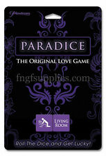 Love Sex Dice Erotic Romance Game Fun Couple Foreplay Toy Romantic Paradice Play