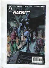 BatMan #619 ~ Variant Heroes Cover Jim Lee Hush ~ (Grade 9.2)WH