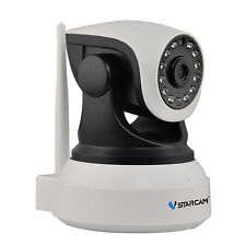 Wireless 720P Pan Tilt Network Security CCTV IP Camera Night Vision WiFi WebcamF