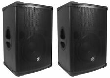 "2 Mackie S512 1000W 12"" 2-way Passive Full-Range Professional SR DJ PA Speakers"