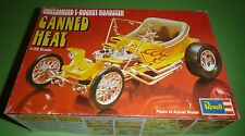REVELL CANNED HEAT T BUCKET ROADSTER 1973 1/25 Model Car Mountain OPEN