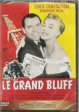 "DVD ""LE GRAND BLUFF"" - Patrice Dally - Eddie Constantine, NEUF SOUS BLISTER"