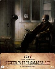 Tinker Tailor Soldier Spy Plain Archive Exclusive SteelBook w. 1/4 SlipCover