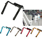 Cycling MTB Road Bike Bicycle Double Dual Water Bottle Cages Tires Seat Holder