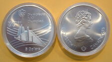 CANADA 1976 OLYMPIC $5 SILVER COIN *No 26**