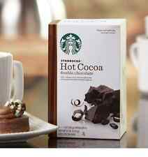 Starbucks Hot Cocoa,Double Chocolate 8 oz $10.90 FREE SHIPPING