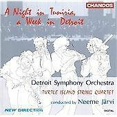 Neeme Järvi - Night in Tunisia, A Week in Detroit (Live Recording) (CD 1994)