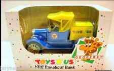 Ertl Bank 1918 Runabout Car Toys R US Logo Geoffrey Giraffe on Door 1993 NIB