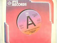 HURRICANE SMITH DON'T HIDE YOUR HEART AWAY / BROWN EYES GREEN EYES demo / promo