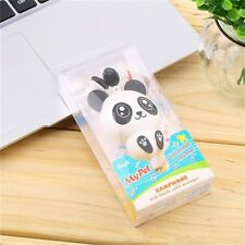 1pc Cartoon Retractable In-Ear Earbud Earphones For Mobile Phone Computer LE