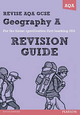 Revise AQA: GCSE Geography Specification A Revision Guide by Rob Bircher (Paper…