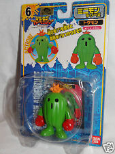 NEW IN BOX BANDAI  TOGEMON # 6 DIGIMON  FIGURE