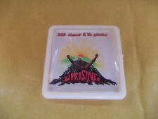 BOB MARLEY AND THE WAILERS UPRISING ALBUM COVER    BADGE PIN