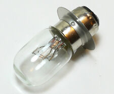 Head Light Bulb 50cc 150cc Moped Scooter Motorcycle ATV 12V 18/18W Hi-Lo Beam