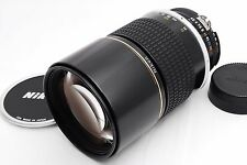 **MINT** Nikon Ai-s NIKKOR 180mm f/2.8 ED AIS MF Telephoto Lens From Japan #230