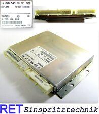 Steuergerät ESP BOSCH 0265109435 Mercedes Benz C 240 W 202 0265456032 original