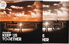 "Starsailor - Keep Us Together - UK Limited Edition 2x vinyl 7"" single set"