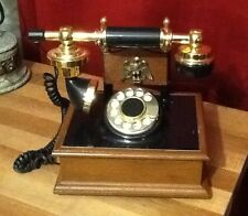 Vintage Western Electric French Style Rotary Dial Phone