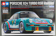 Tamiya 1/24 Model PORSCHE 934 TURBO RSR VAILLANT  *Sealed* #rk2