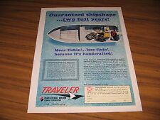 1964 Print Ad Traveler Aluminum Fishing Boats Stanray Corp Chicago,IL