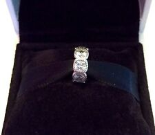 Authentic Pandora Alluring Cushion Charm Spacer #792027CZ W/ Pandora TAG & BOX