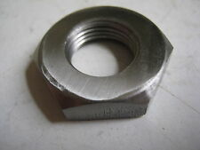Triumph Tiger Cub Stainless Steel Front Brake Plate Nut W1093SS