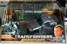 Hasbro transformers movie 2 league jazz with American soldiers motorcycles